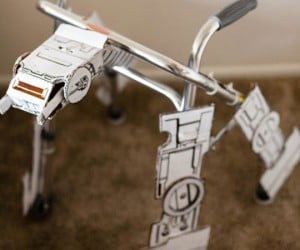 AT-AT Walker Helps 4-Year-Old Patient Recover, Walks Right into Our Hearts