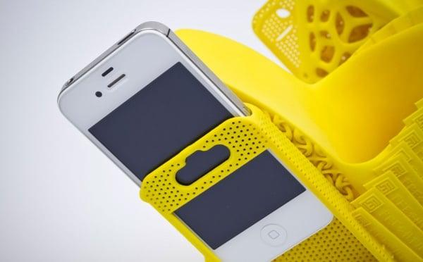 3D printed designer shoe2