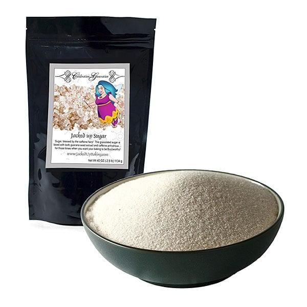 Caffeinated Granulated Sugar