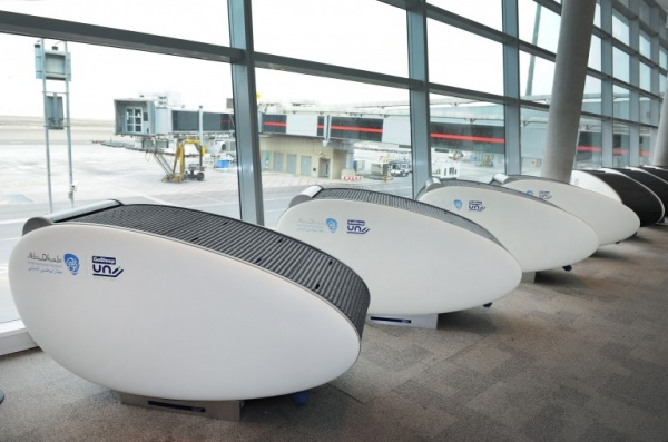 GoSleep Sleeping Pods are Perfect for Weary Travelers, Just Not Claustrophobic Ones
