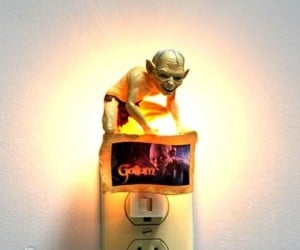 Gollum Night Light: Precious Dreams