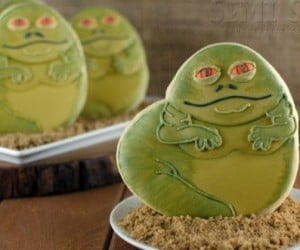 Jabba the Hutt Cookies Will Turn into Salacious Crumbs