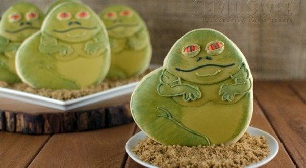 Jabba the Hutt Cookies Will Turn into Salacious Crumbs