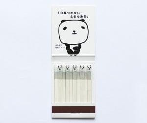Kokeshi Matches6 300x250