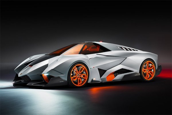 Lamborghini Egoista Concept: Time to Mortgage the Mansion(s)