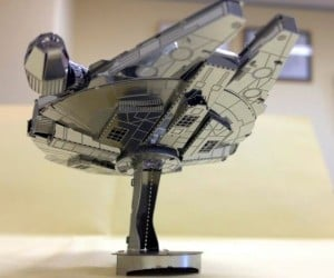 Build Your Own (Mini) Millennium Falcon