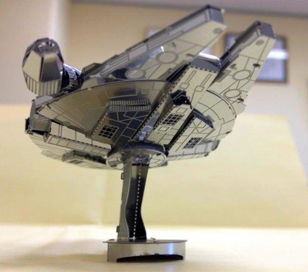 Millennium Falcon Puzzle