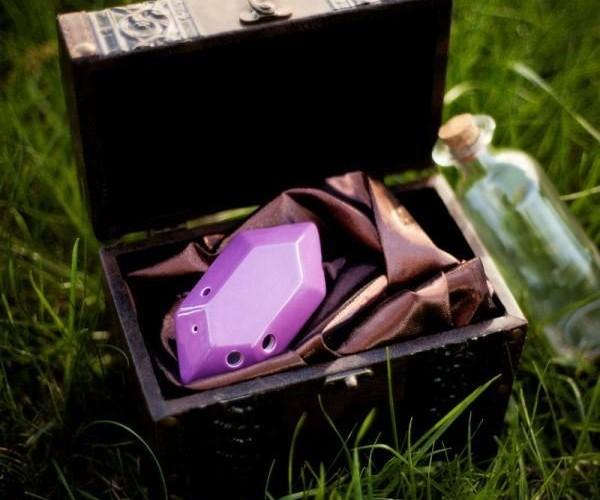 Tenor Rupee Ocarina: Play it, Don't Spend It