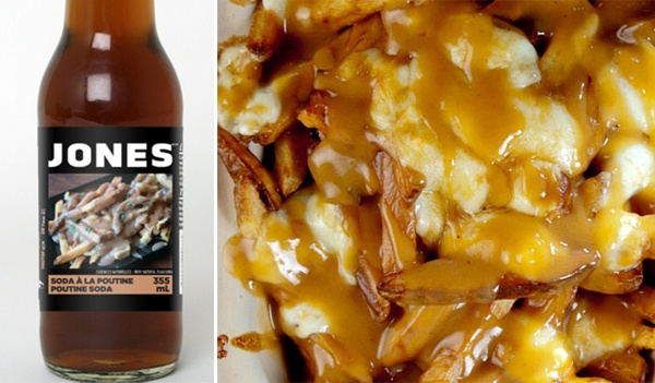 Poutine-Flavored Soda is for People With Iron Stomachs