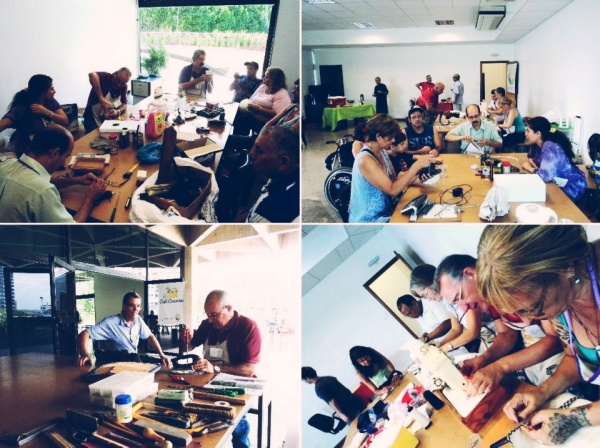 Fixing Broken Stuff Becomes Social at the Repair Café