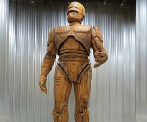 Detroit's Robocop Statue is Ready to Be Bronzed: I'd Buy That for $67,436 Dollars!