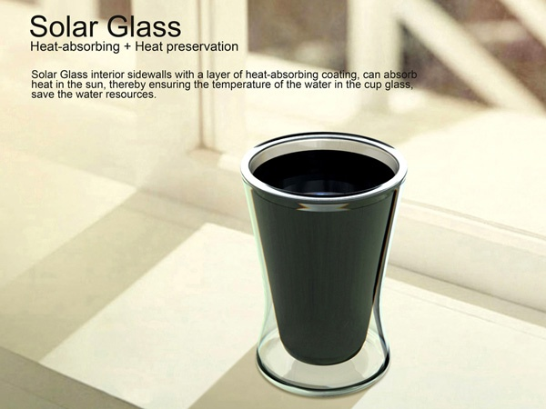 Solar Glass is Like a Thermos… Only It's a Glass