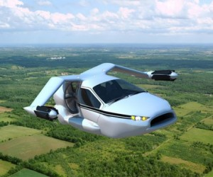 Terrafugia Unveils Self-Driving, Self-Landing Flying Car: The Shuttlecraft is Almost a Reality