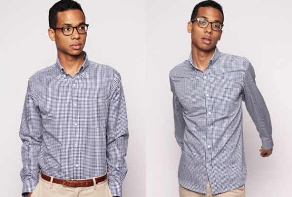 Wool & Prince Button Downs: The Lazy Man's Shirt