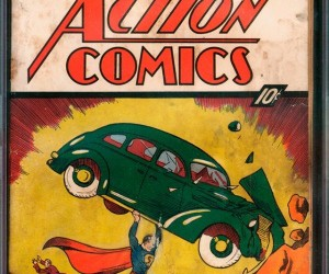 Guy Finds Action Comics #1 in the Wall of His House, Family Squabble Ruins It