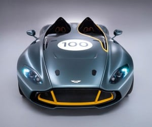 Aston Martin CC100 Speedster Concept: Holy Blow Dry, Batman!
