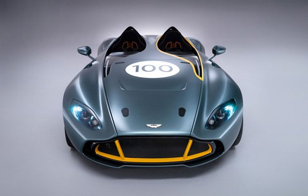 aston martin cc 100 speedster concept photo