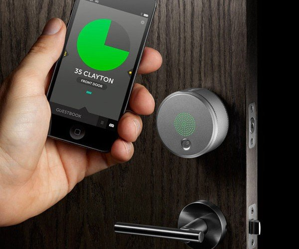 August Smart Lock: Hope My Front Door Doesn't Get Hacked