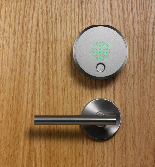 august smart lock yves behar open
