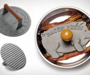 Bacon Press, Because… Bacon