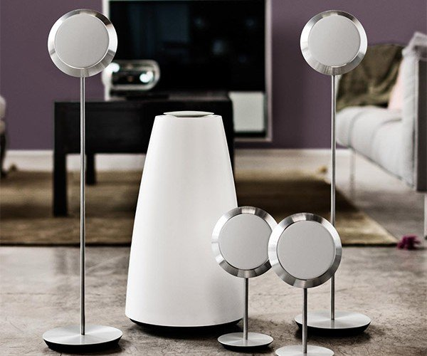 "Bang & Olufsen Unveil ""Entry Level"" BeoLab 14 Surround Sound System"