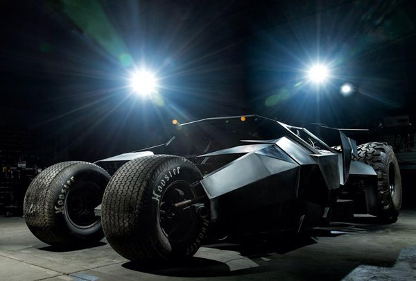 batman tumbler replica by team gulag and parker brothers concepts