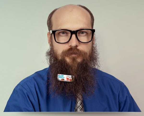 Beardvertising: Hair It Is