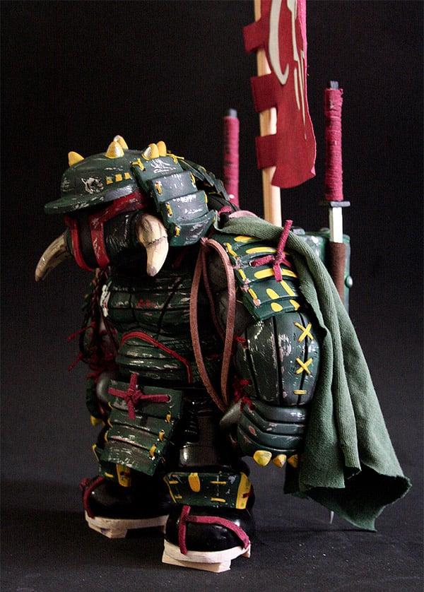 boba samurai 2
