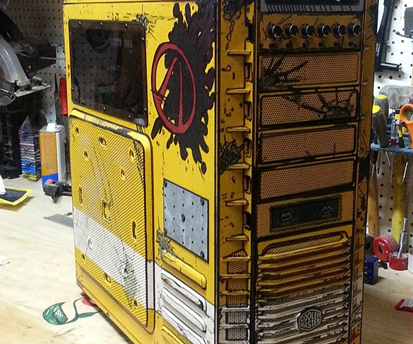 Borderlands 2 PC Case Mod Offers 96.5% More Cel-Shading