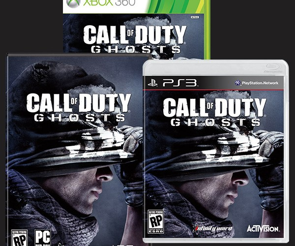 Activision Announces Call of Duty: Ghosts