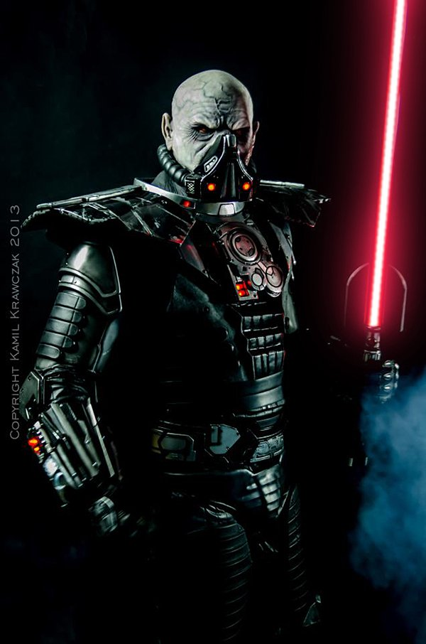 Darth Malgus Cosplay: the Jaw-dropping Side of the Force - Technabob