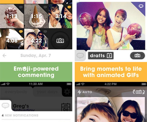 Days Keeps a Visual Diary on Your iPhone