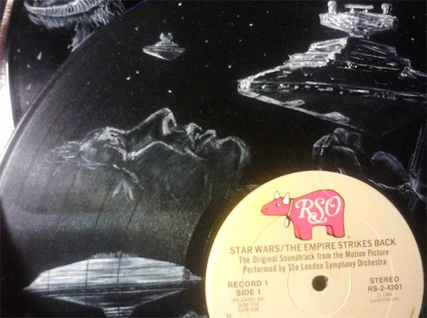 empire strikes back record