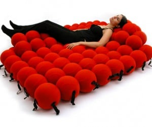This Chair Has Plenty of Balls