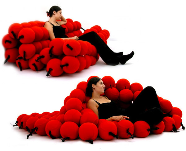 This Chair Has Plenty of Balls - Technabob