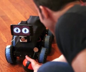 The Fenn Robot is Cute, Aims to Be Cuddly Too