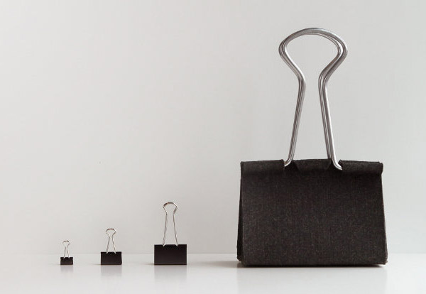 giant binder clip purse 4