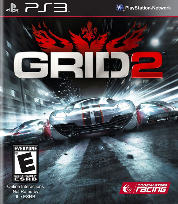 grid 2 bac mono ps3 racing game 2