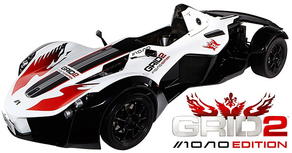 Grid 2 BAC Mono Edition Comes with a Car: Best Pre-order Bundle Ever