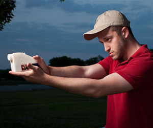 World's First 3D-Printed Gun Test Fired