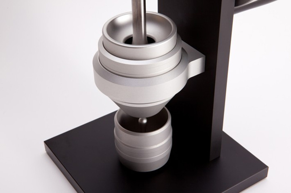 hg one coffee grinder close photo