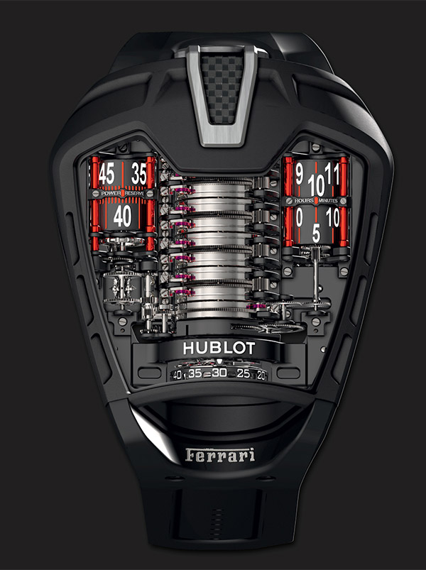 An Actual Ferrari is Cheaper Than This Ferrari Watch - Technabob
