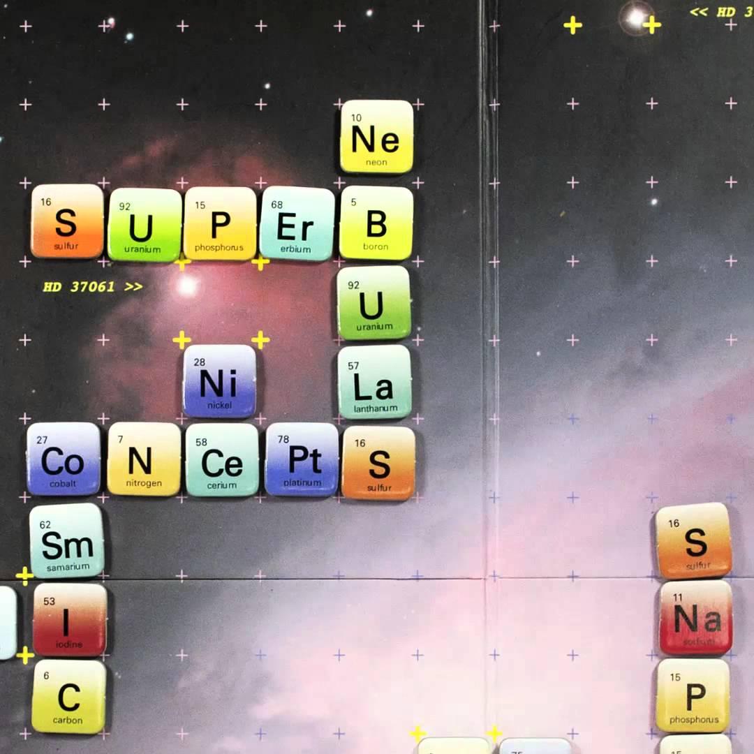 Elemensus periodic table spelling game scrabbl technabob gamestrikefo Images