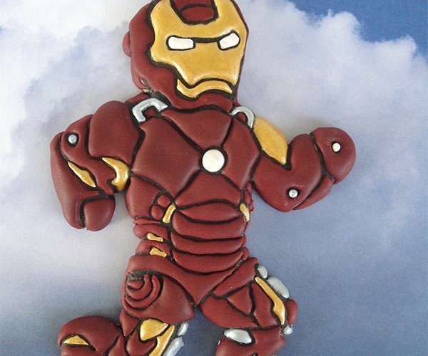 Avengers Cookies: Assemble (in My Tummy!)