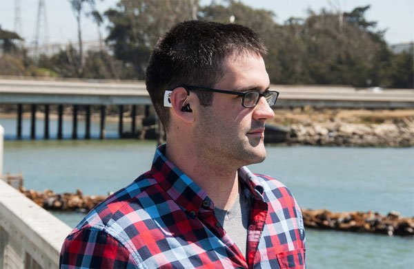 ITreq Media Player Hangs off Your Ear