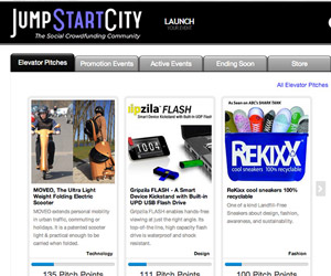 JumpStartCity Crowdfunding Site Tries to One-up Kickstarter