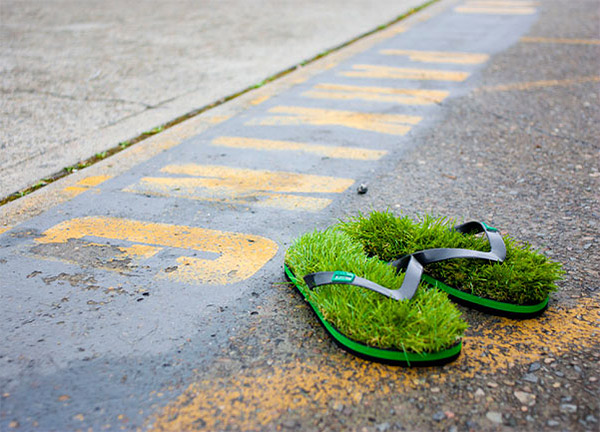 kusa grass slippers 2