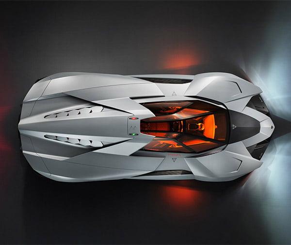 Lamborghini Egoista Concept: Time to Mortgage the Mansion(s) - Technabob