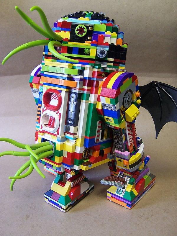Lego Sets Builds
