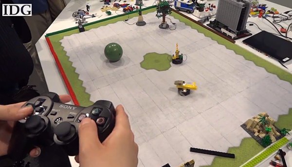LEGO & Sony Make Bricks with Embedded Technology: Mindstorms EV4?